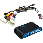 PAC RP4.2-HY12 All-in-One Radio Replacement and Steering Wheel Control Interface for Select Hyundai Veloster Vehicles