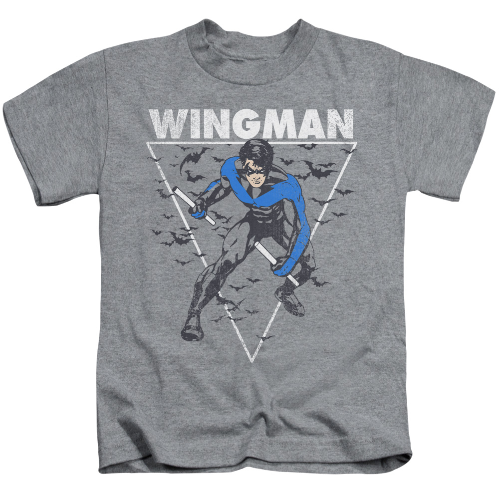 Batman Nightwingman Little Boys Shirt