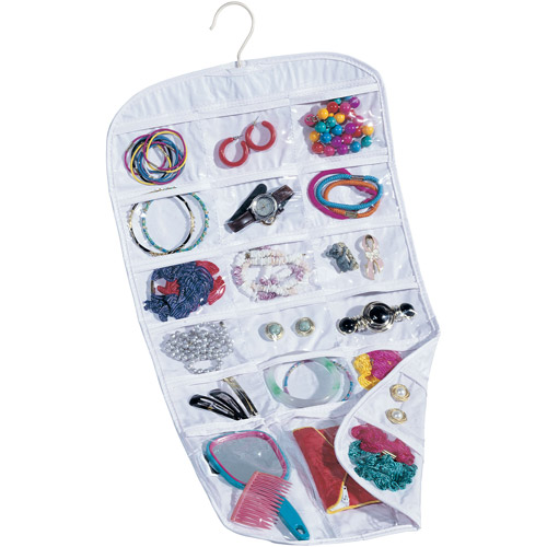 Household Essentials Hanging Cosmetics and Grooming Bag Travel