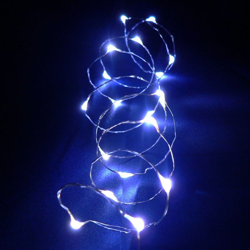 Fortune Products Fantasia Fairy 20-Light LED String Light 42 3.25H