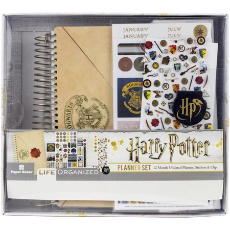 Paper House Life Org Planner Mini Set Harry Potter (Ecosystem Life Planner)