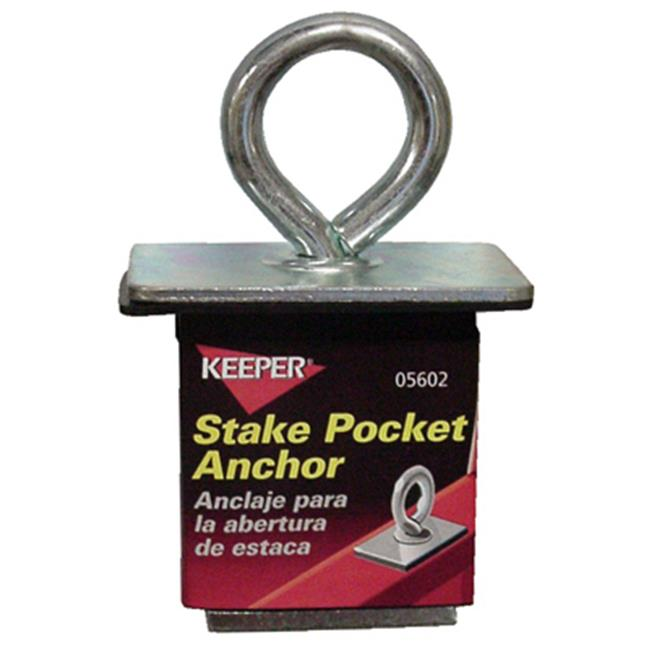 Keeper 05602 Steel Ring With Expandable Rubber Block - image 1 de 1