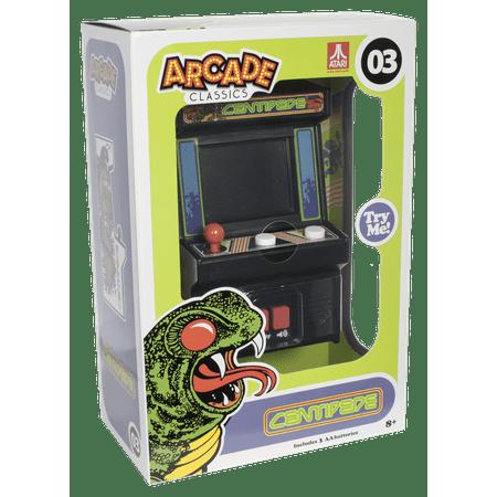 Fun Arcade Style Game (Arcade Classics - Centipede Mini Arcade Game )