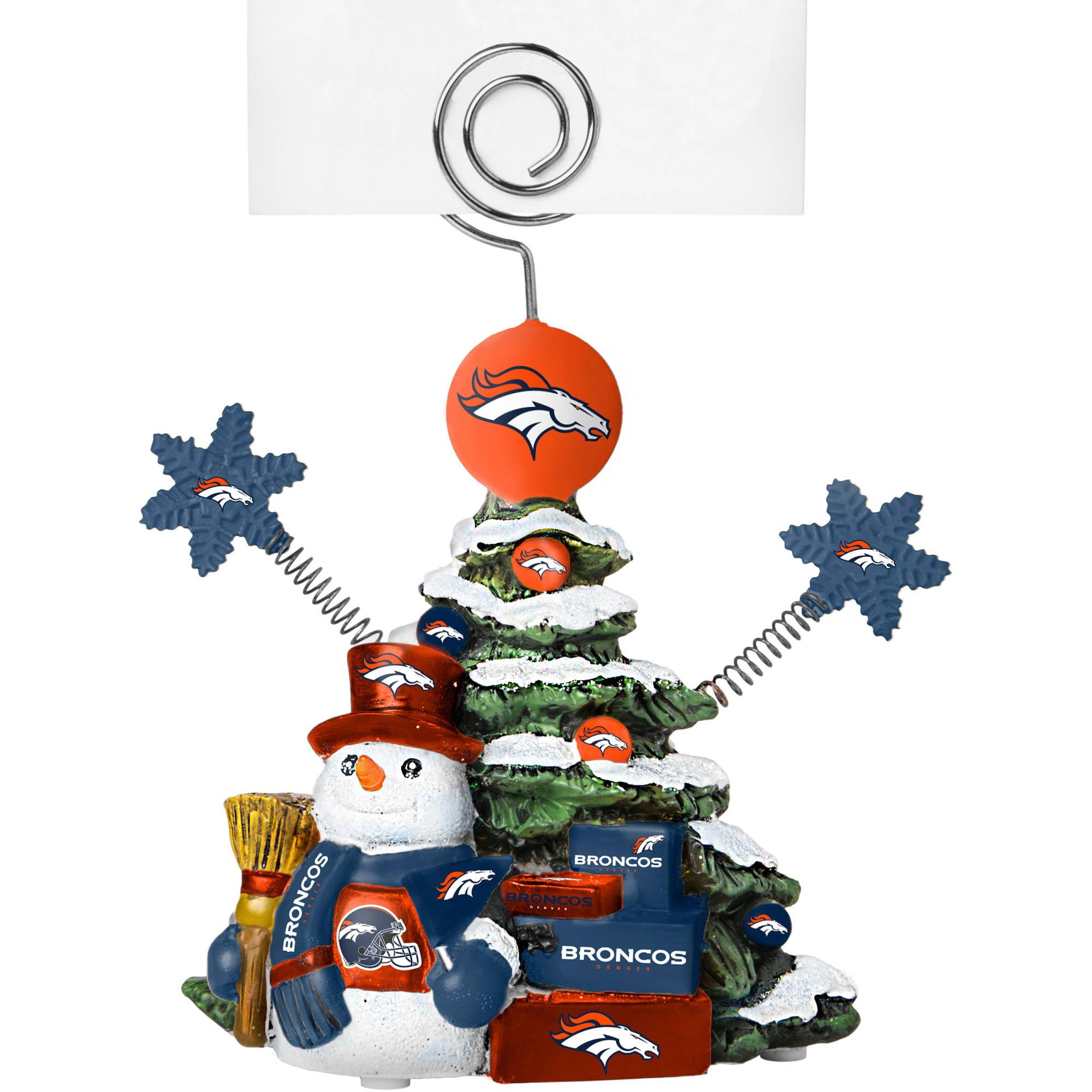 Topperscot by Boelter Brands NFL Tree Photo Holder, Denver Broncos
