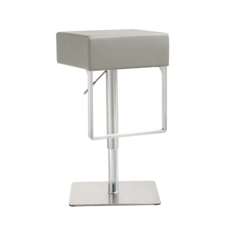TOV Furniture Seville Steel Barstool