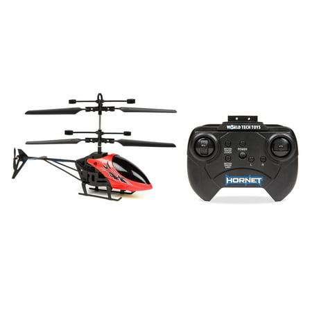 Hornet 2CH Mini IR RTF Electric RC Helicopter (Colors May (R/c Mini Electric Helicopter)