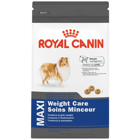 Royal Canin Maxi Large Breed Weight Care Formula Dry Dog Food, 6 lb