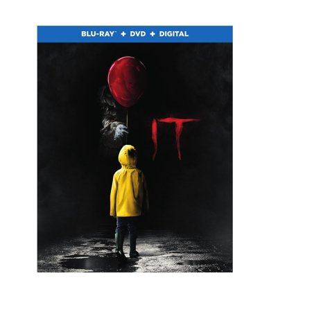 It (2017) (Blu-ray + DVD + Digital)