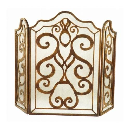 Ambella  05133-460-001 Tiger Lily Fireplace Screen