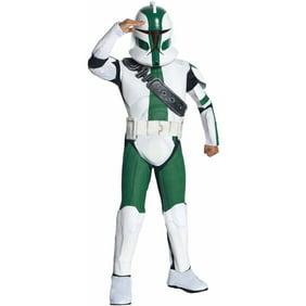 Star Wars Kids Stormtrooper Commander Pyre Deluxe Costume