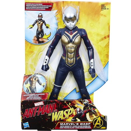 Marvel Ant-Man and the Wasp Marvel's Wasp with Wing