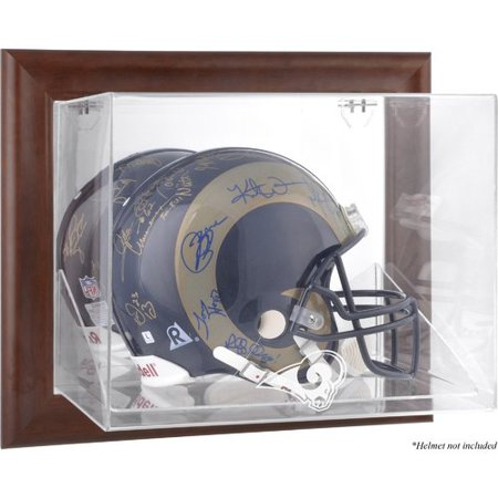 ec176d64 Mounted Memories NFL Wall Mounted Logo Helmet Case