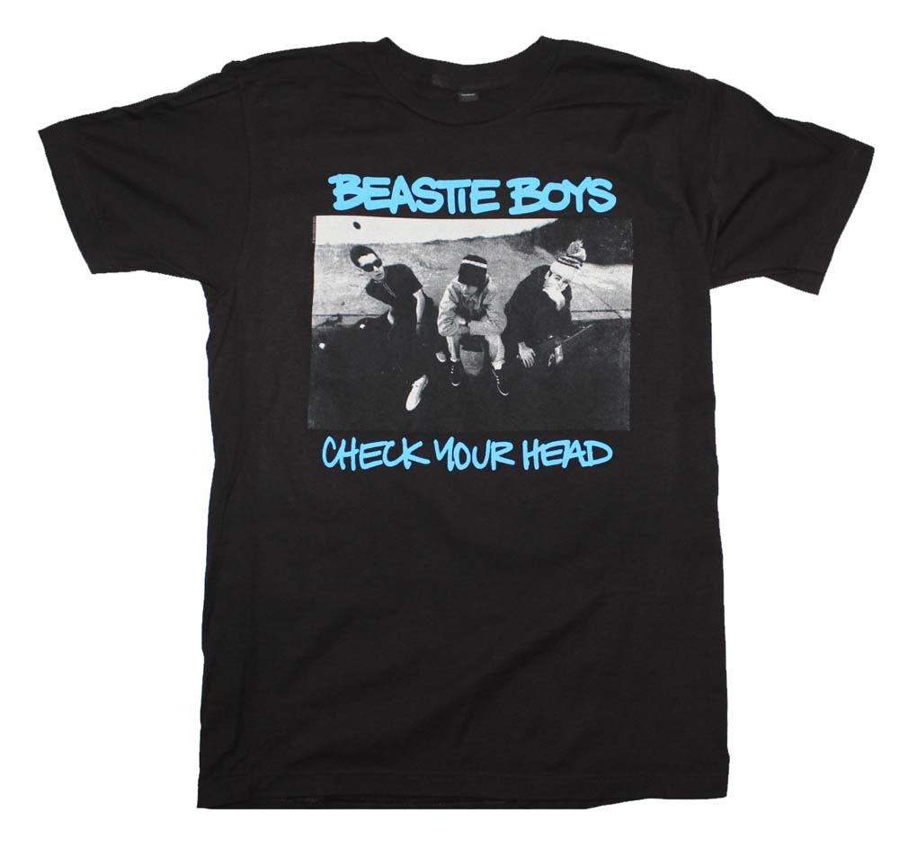Beastie Boys Check Your Head Soft T-Shirt Small