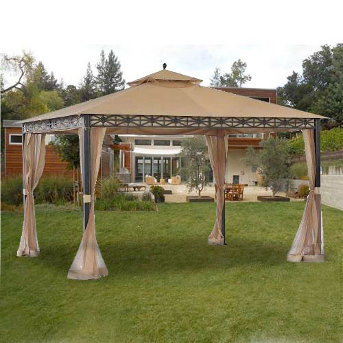 Garden Winds Replacement Canopy Top For Allogio Gazebo