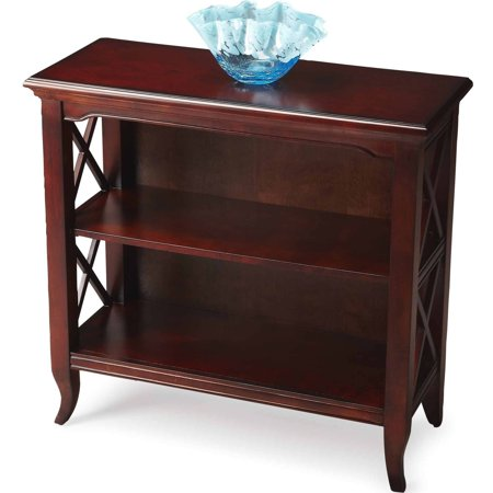 Butler Newport Low Bookcase, Multiple Colors