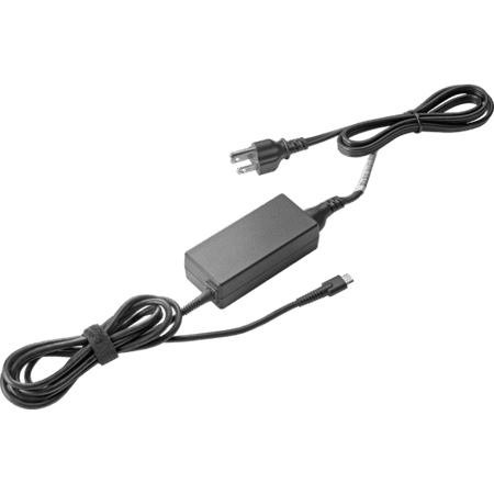 Type-C AC Power Adapter Laptop Charger For HP Chromebook 13 G1 W0S99UT#ABA Laptop PC Notebook Chromebook Tablet USB-C Power Supply Cord NEW