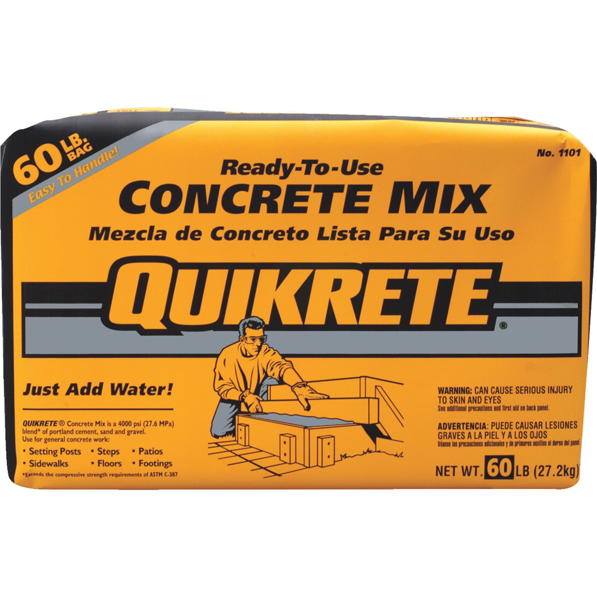 Quikrete Concrete Mix by Quikrete Companies