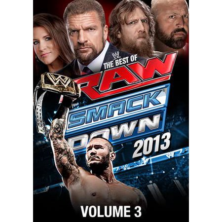 WWE: Best of Raw and Smackdown 2013 (Volume 3) (Vudu Digital Video on (Best Of Raw And Smackdown 2019)