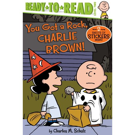 Charlie Brown Halloween I Got A Rock (You Got a Rock, Charlie)