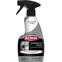 Kitchen Cleaner: Weiman Stainless Steel Cleaner & Polish