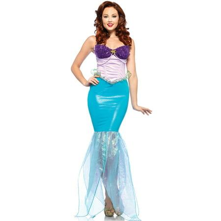 Disney Princess Undersea Ariel Adult Costume](Ariel Adult Costumes)