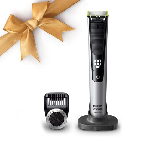 Philips Norelco OneBlade Pro hybrid trimmer & shaver,