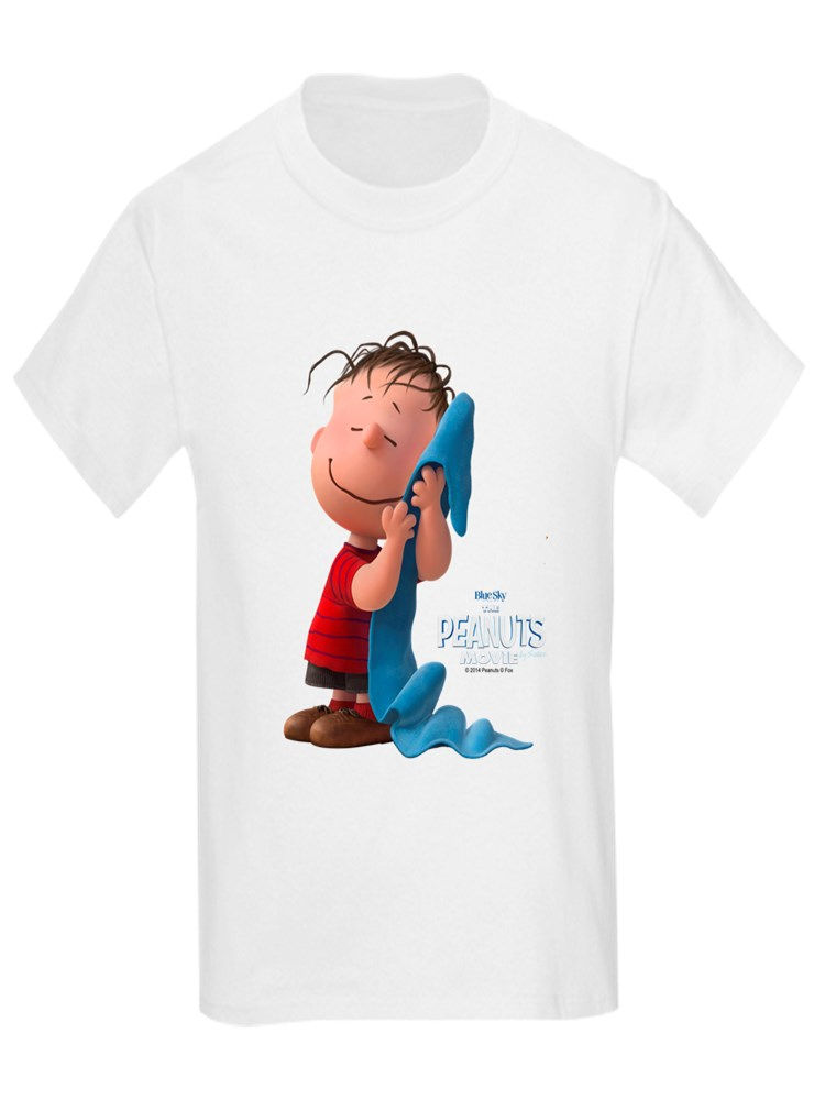 Linus - The Peanuts Movie Kids' Light T-Shirt