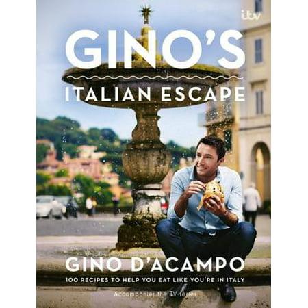 Gino's Italian Escape (Book 1) - eBook (Ginori Italian)