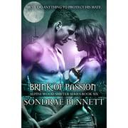 Brink of Passion - eBook