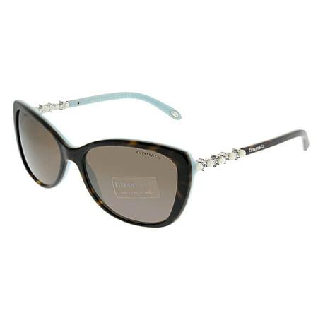 Tiffany & Co. TF 4103HB 81343G Women's Cat-eye (Tiffany & Co Cat Eye Sunglasses)