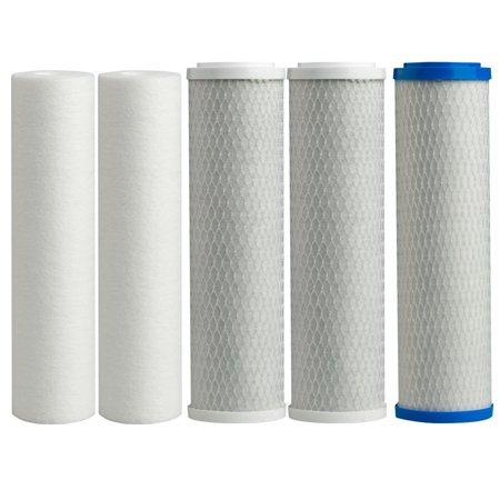 - Watts Premier Watts Premier 500124 WP-4V Replacement Filter Pack for Reverse Osmosis System