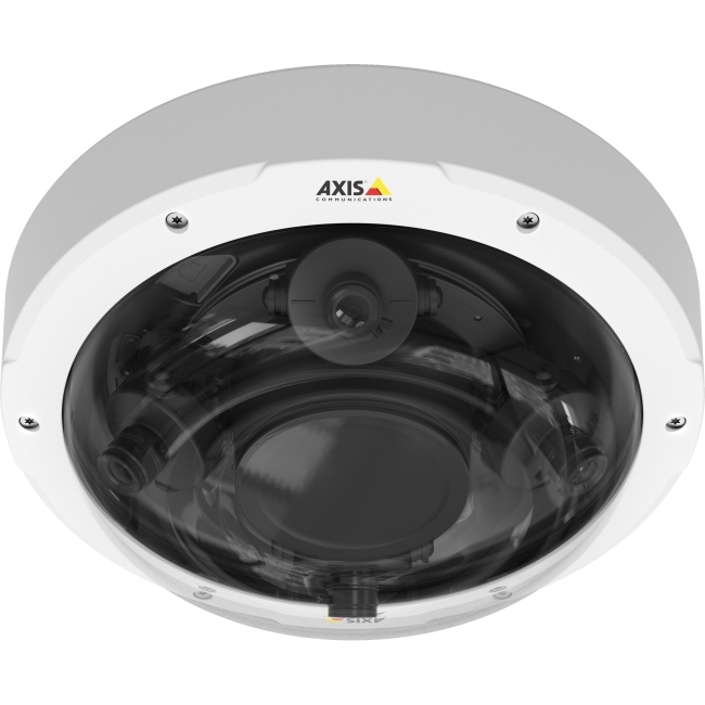 P3707-PE FIXED DOME NETWORK CAMERA - image 1 de 1