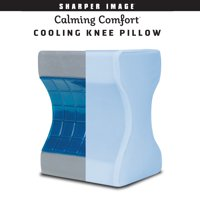 As Seen On Tv Calming Comfort Cooling Knee Pillow