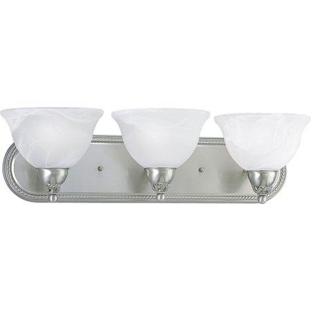 Avalon Collection - Avalon Collection Three-Light Bath & Vanity