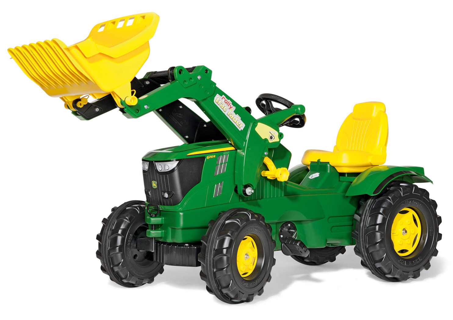 John Deere Farm Trac w Loader by rolly®