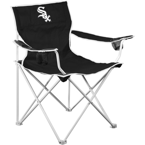 Logo Chair MLB  Chicago White Sox Deluxe Chair