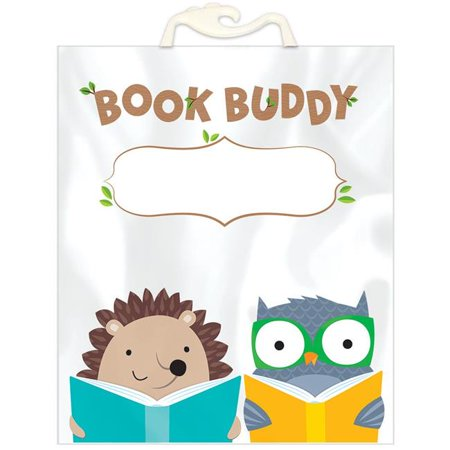 Creative Teaching Press CTP8537BN Woodland Friends Book Buddy Bag - Pack of 3 - image 1 of 1