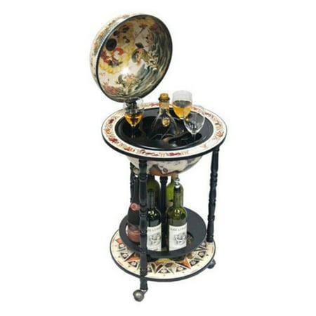Waypoint Geographic Rimini Bar Globe