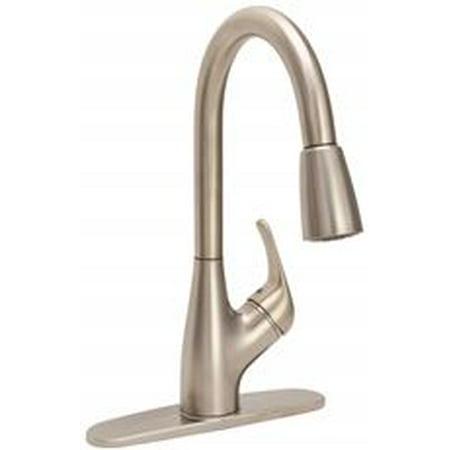 Premier Faucets  Waterfront Kitchen Faucet Pull Down Spout