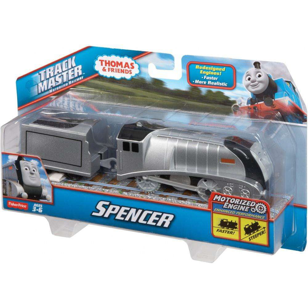 Motorized Spencer Engine New Fisher-Price Thomas /& Friends TrackMaster
