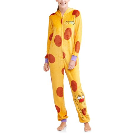 - Nickelodeon Catdog Women's and Women's Plus Union Suit