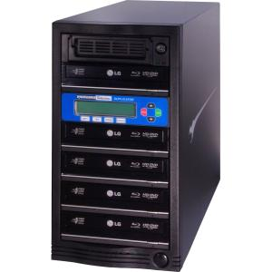 BLU-RAY DUPLICATOR 1-5 BLURAY/DVD/CD USB W/ HARD DRIVE