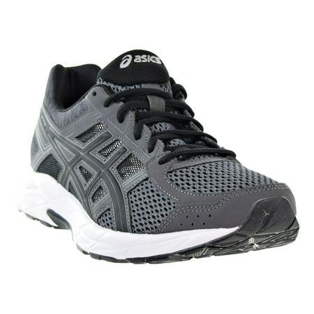 Asics Men's Gel Contend 4 Dark Grey Black Carbon Ankle High Running 13M