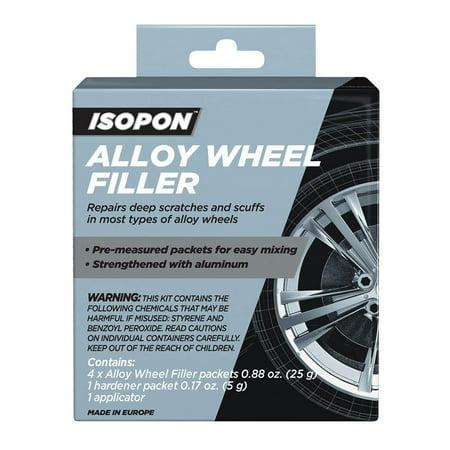 U-POL 5003 Isopon Alloy Wheel Filler Box