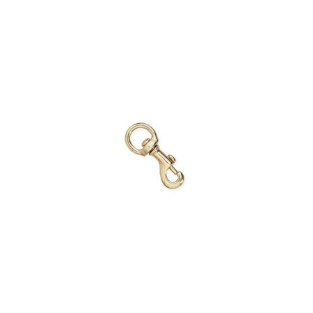(Tandy Leather Swivel Eye Bolt Snap 3/4
