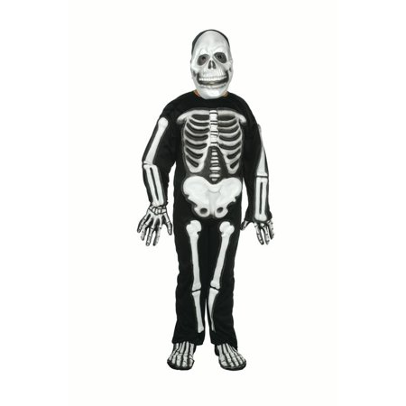 Skeleton Child Costume - Diy Skeleton Costume