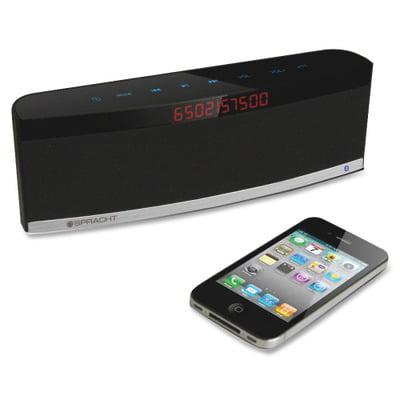 Spracht BluNote Pro Bluetooth Portable Wireless Speaker P...