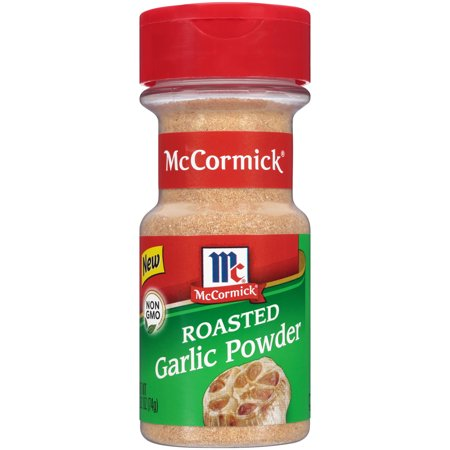 (2 Pack) McCormick Roasted Garlic Powder, 2.62 oz