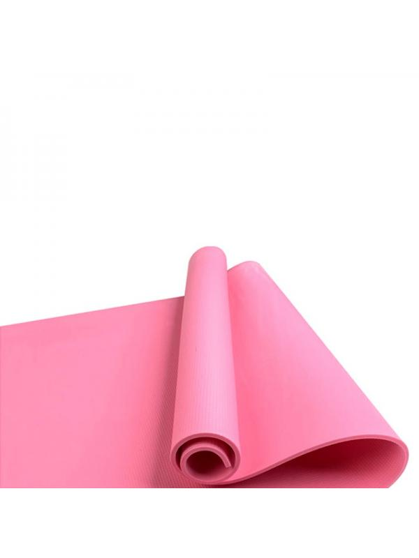 Thick Non Slip Yoga Mats Exercise Gym Fitness Pilates Physio 6mm Foam Camping