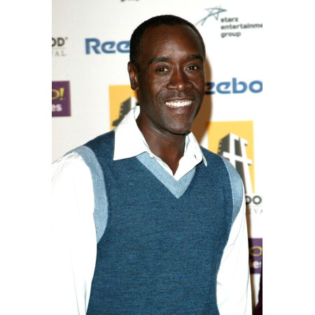 Hotel Photo - Don Cheadle   At Arrivals For 9Th Annual Hollywood Film Festival Hollywood Awards Beverly Hilton Hotel Los Angeles Ca October 24 2005 Photo By Jeremy MontemagniEverett Collection Celebrity